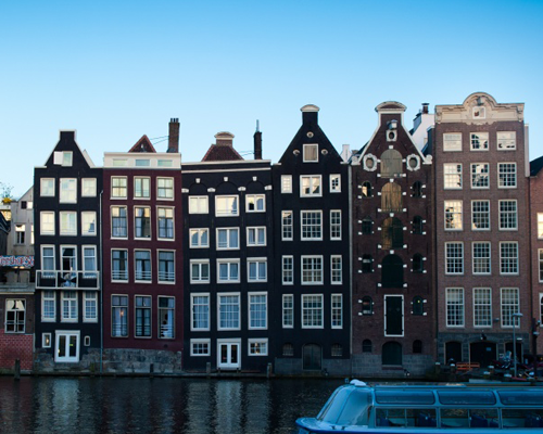 Amsterdam Gezisi